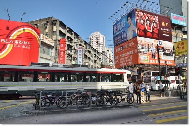 Yuen Long Tram