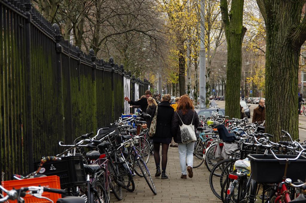 Amsterdam, RijksacademieOPEN