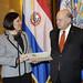 New Ambassador of Paraguay Presents Credentials