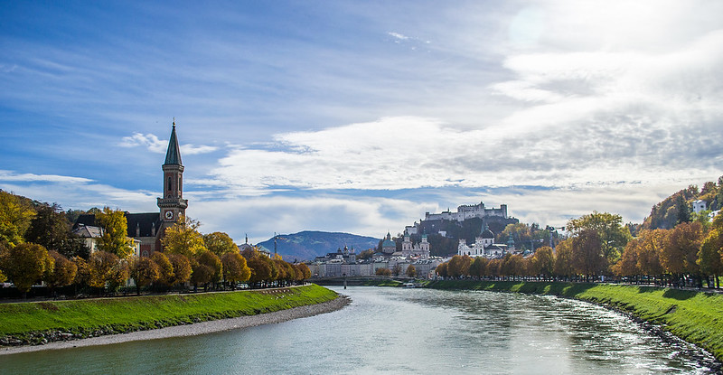 Salzburgo, otra de las visitas más famosas del país austriaco
