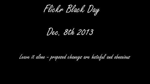 black day by Alf Thomas