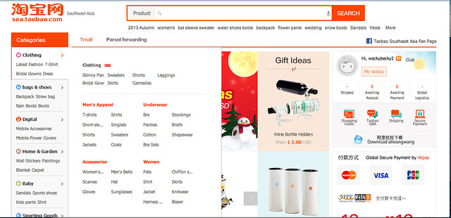 over 800 million product listings,