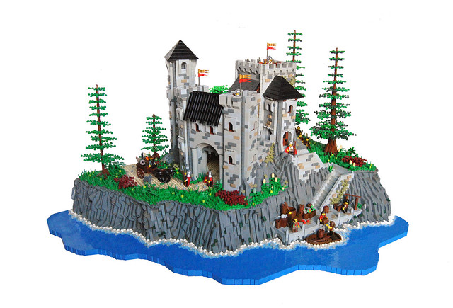 CCCXI - Feldoran Castle