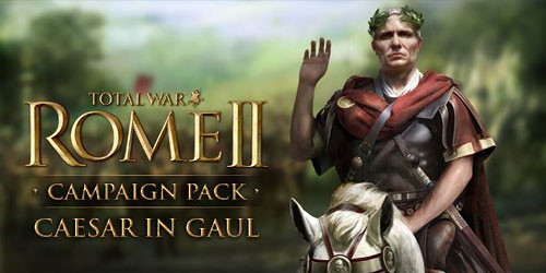 Rome 2 expansion Caesar in Gaul delayed