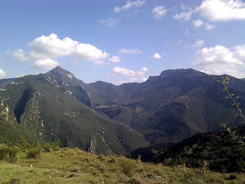 El Serradell_mountain view