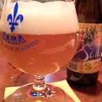 ベルギービール大好き!! サラ有機栽培 Sara Certified Organic