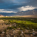 Aerial View from Thiksey Monastery (explored), Leh, Ladakh, India by sandeepachetan.com | 720,000 views