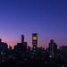 Mumbai Skyline by valentinotham