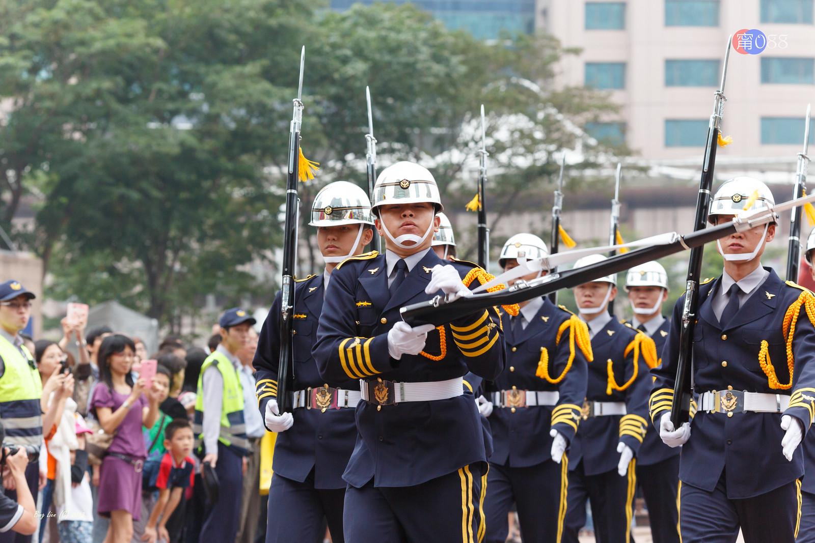 美麗安全新北市 (1) 表演活動 (內附正妹版警察喔!)