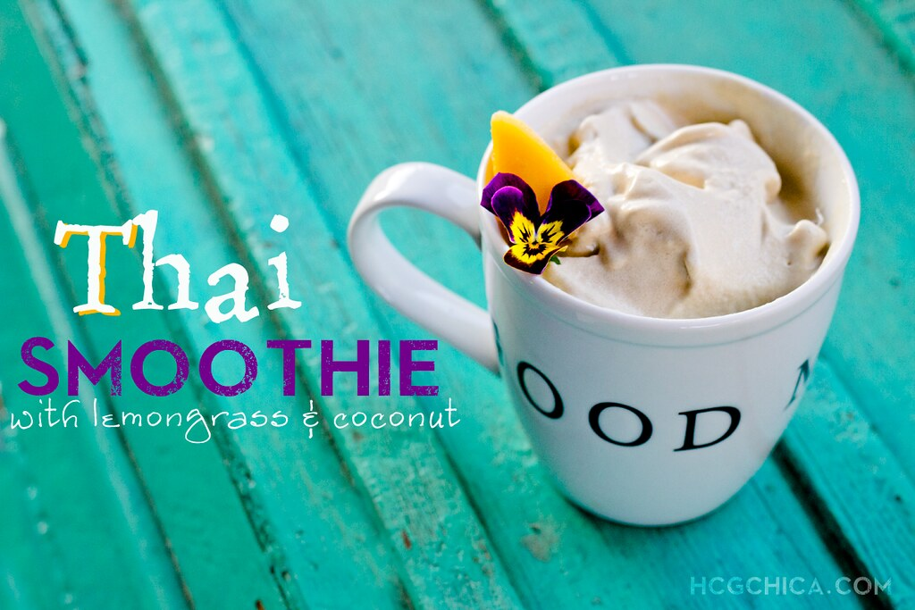 thai-p3-hcg-diet-smoothie