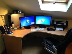 Work From Home, Home Office Layout