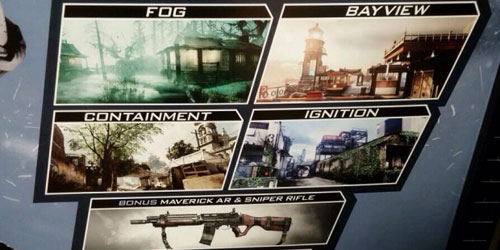CoD: Ghosts Onslaught Achievements