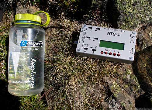 Nalgene and Transmitter