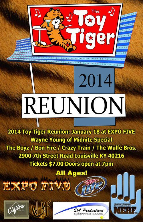 2014 Toy Tiger Reunion