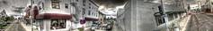 Google Street View - Pan-American Trek - Downtown Fairbanks