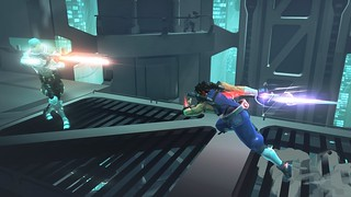 Strider on PS4