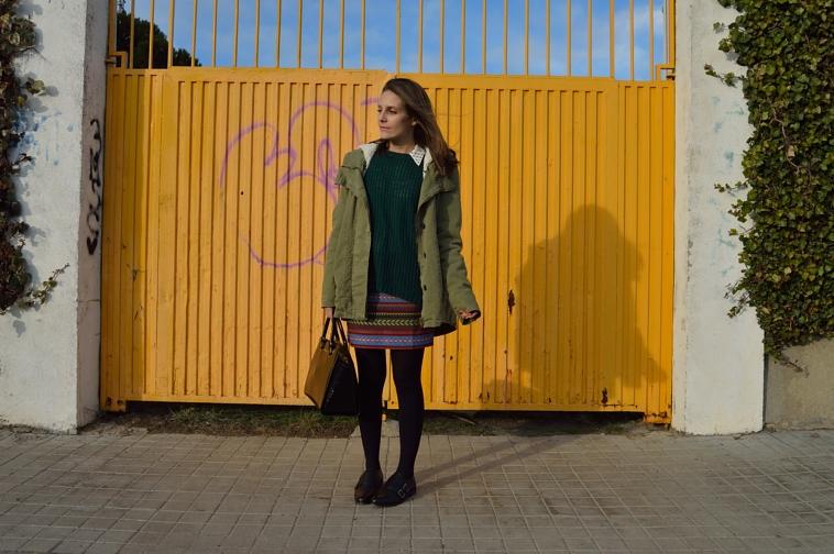 lara-vazquez-madlula-blog-style-streetstyle-parka-green-outfit