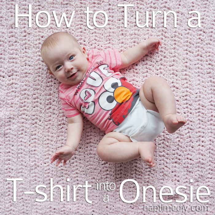 t-shirt to onesie title picture