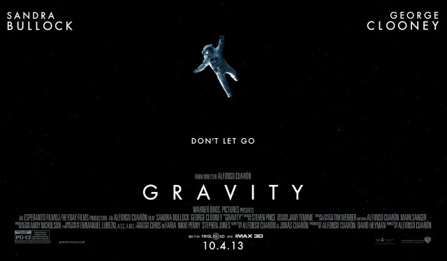 gravity movie review blog uk