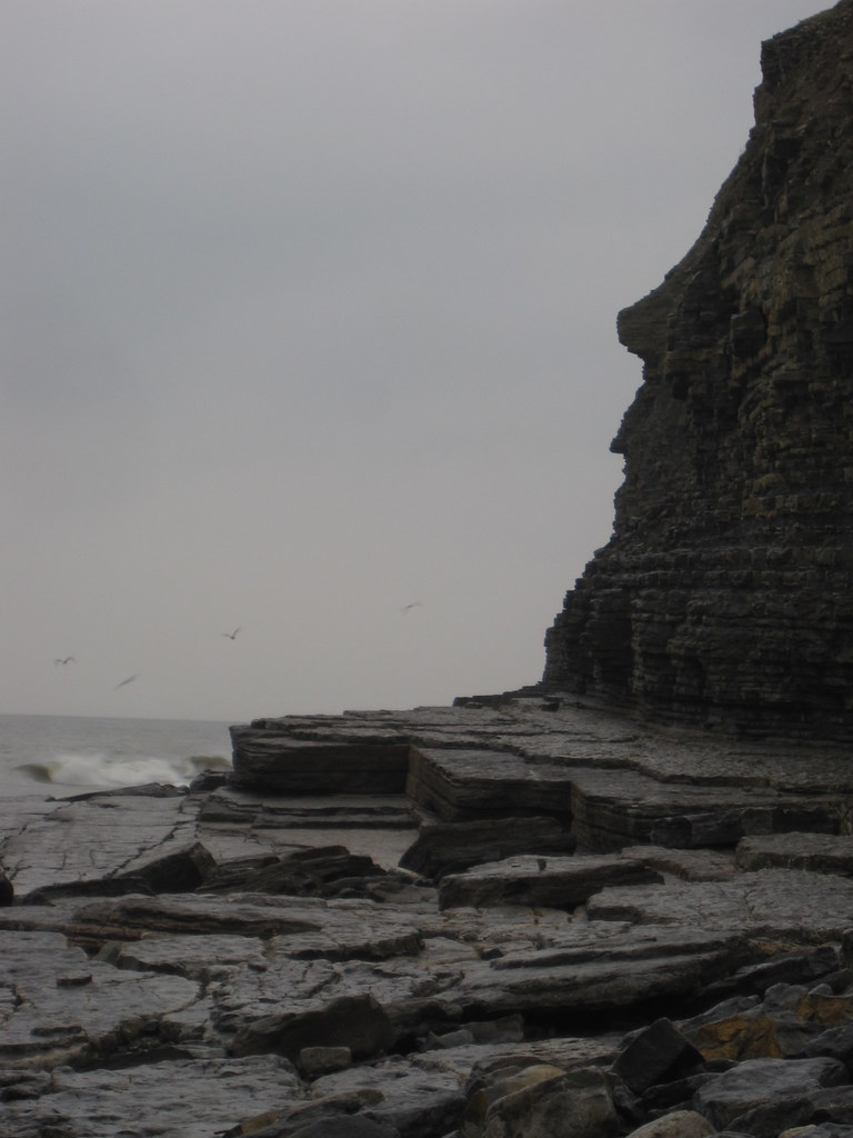 southerndown beach a simply stunning location  in bro