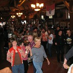 Hessen Haus Polka Night crowd