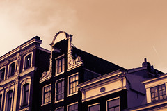 Buildings in Amsterdam