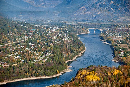 Castlegar (BC) Canada  city pictures gallery : Castlegar, Columbia Valley, Kootenay Rockies, British Columbia, Canada
