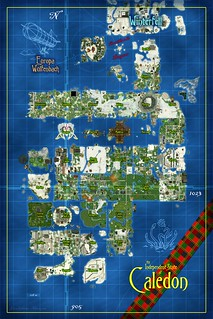 Independent State of Caledon Map, February 2014 (v1.0)