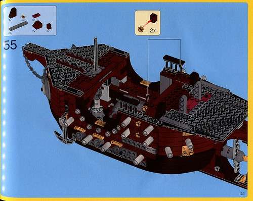 70810 MetalBeard's Sea Cow ins07