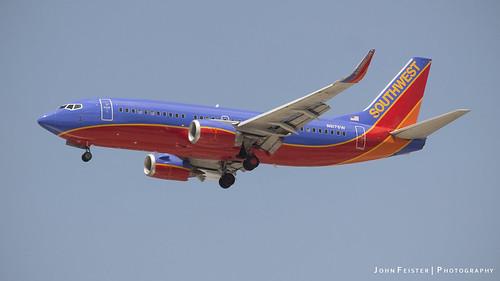 Southwest N617SW - Indianapolis...