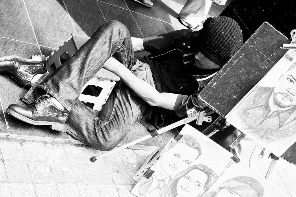 艺术家 Artist