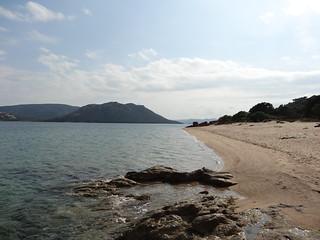 Bilde av Grande Plage de Cala Rossa.