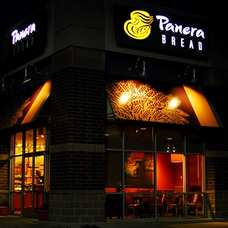 Panera Bread, photo by Blue MauMau