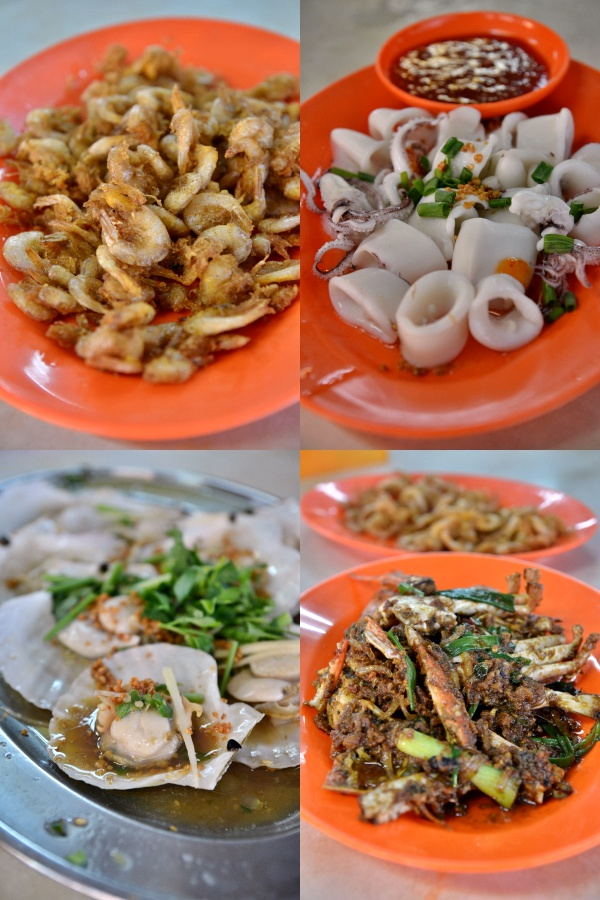 Seafood @ Tepi Sungai, Kuala Sepetang