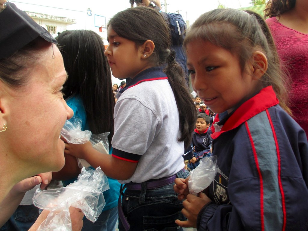 Soap Distribution Trip to Guatemala with Clean the World and In-Country Partner - Children International, May 29, 2014