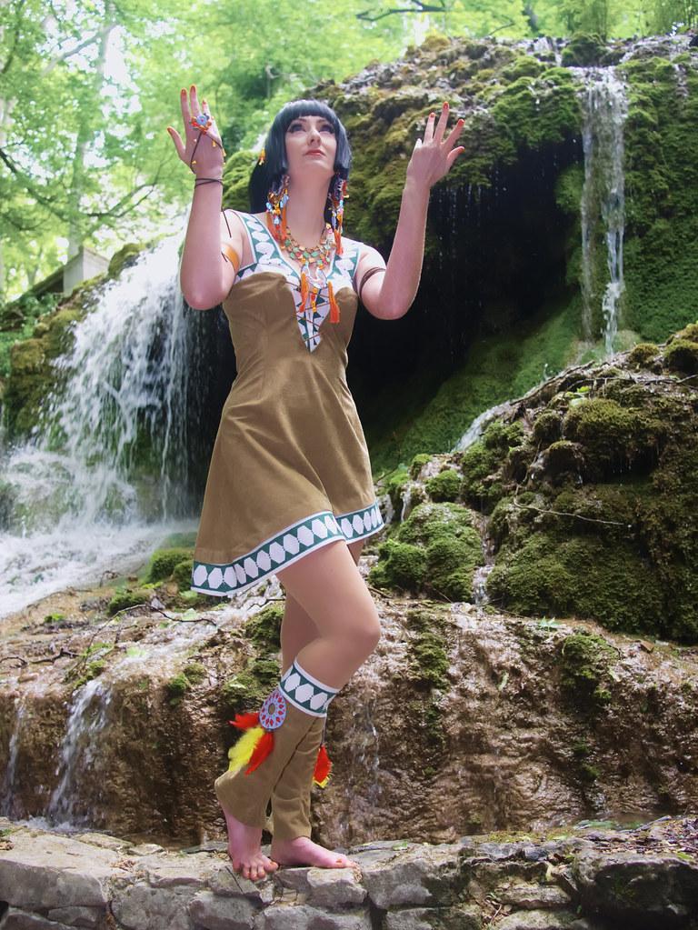 related image - Shooting Yuuko Ichihara - XxxHOLiC -  Vallée de Saint Pons - 2014-05-25- P1850538
