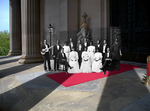 St Georges Hall 1907 in 2014