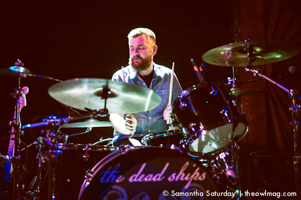 The Dead Ships @ The Troubadour, LA 5/15/14