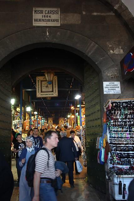 136 - Mısır Çarşısı (Bazar de las Especias)