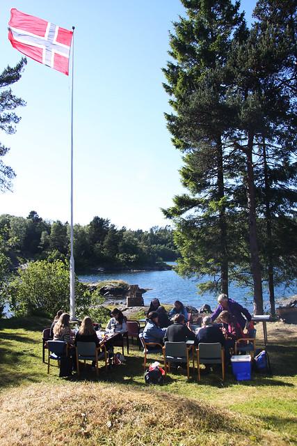 Jonsok på Eidsholmen 2014