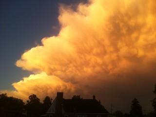 Denver: June Clouds