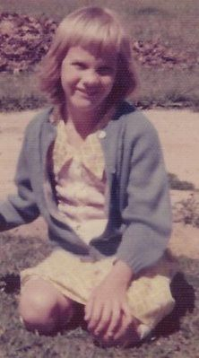 Proof that I was NOT a style icon back in the 1970's ...