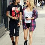 Dougie e Ellie em Londres