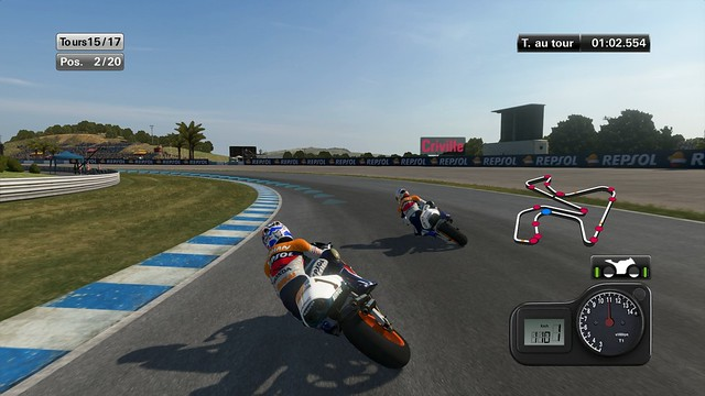MotoGP 14 - Screenshot 1