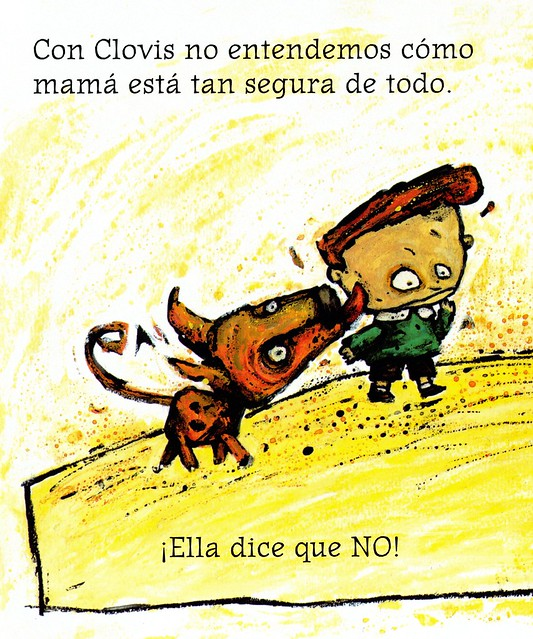 Vida de Perros || Written & Illustrated by Isol