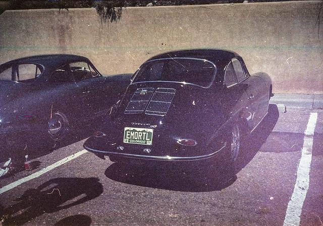 Found Film:  Santa Fe Porsche Show