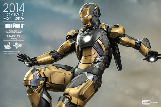 Hot Toys - Iron Man 3 - Python (Mark XX) Collectible Figure_PR06