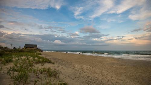 beach pawleysisland