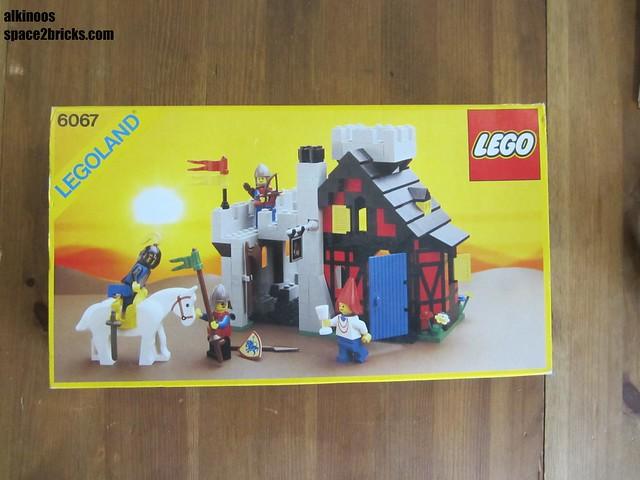 Set Lego 6067 p1