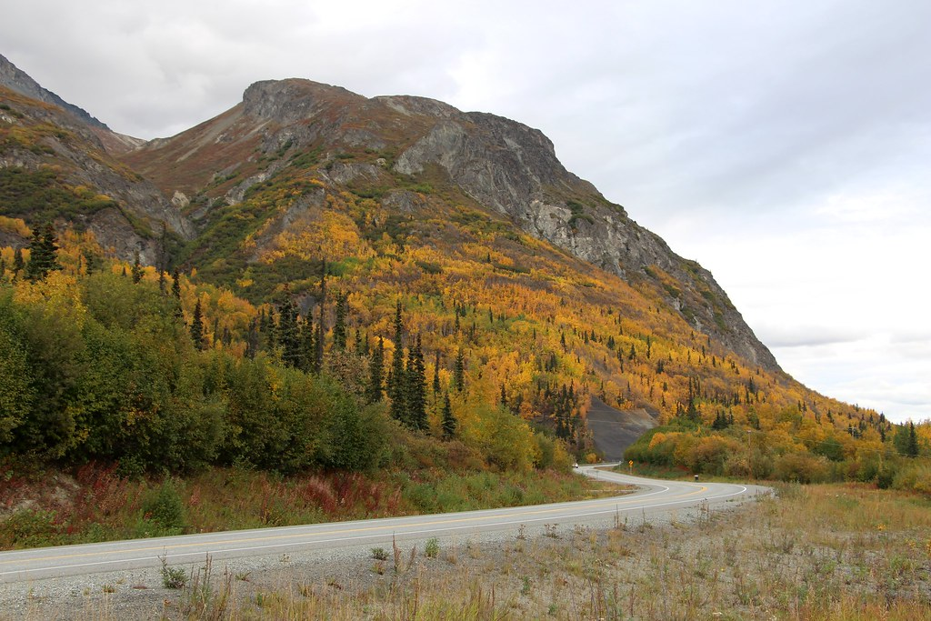 Jackass Canyon Matanuska Susitna Borough Alaska Tripcarta